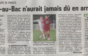 Le courrier picard du 27 octobre 2014