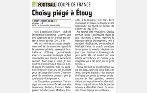 Le courrier Picard du 12 septembre 2016
