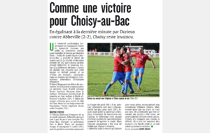 Le courrier Picard du lundi 16 octobre 2017