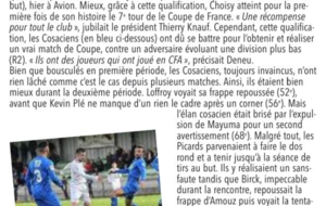 Le courrier picard du lundi 23 octobre 2017