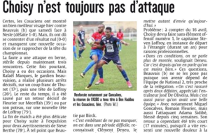 Le courrier picard du mardi 3 avril 2018