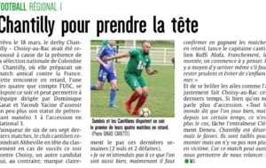 Le courrier picard du mercredi 11 avril 2018