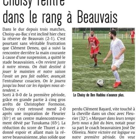 Le courrier picard du lundi 9 avril 2018