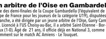 Le courrier picard du mardi 9 avril 2019